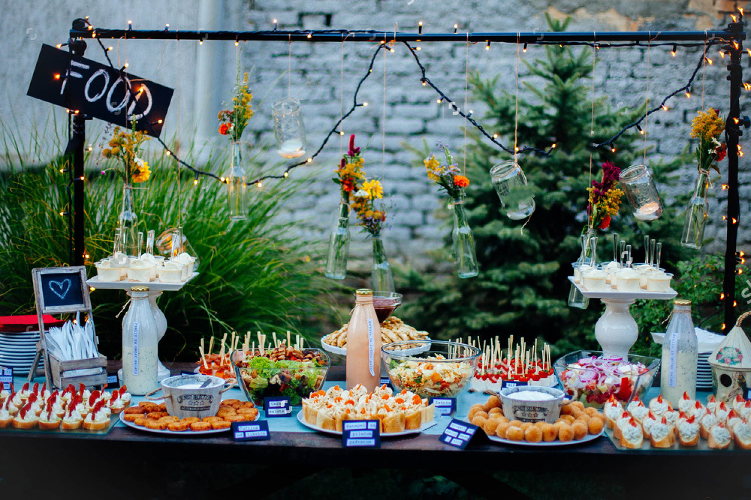 Top Cat Wedding Catering Food Trends
